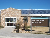 McCamey Rural Health Clinic