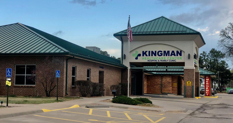 Facility Photo of Kingman Community Hospital