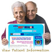 View patient information