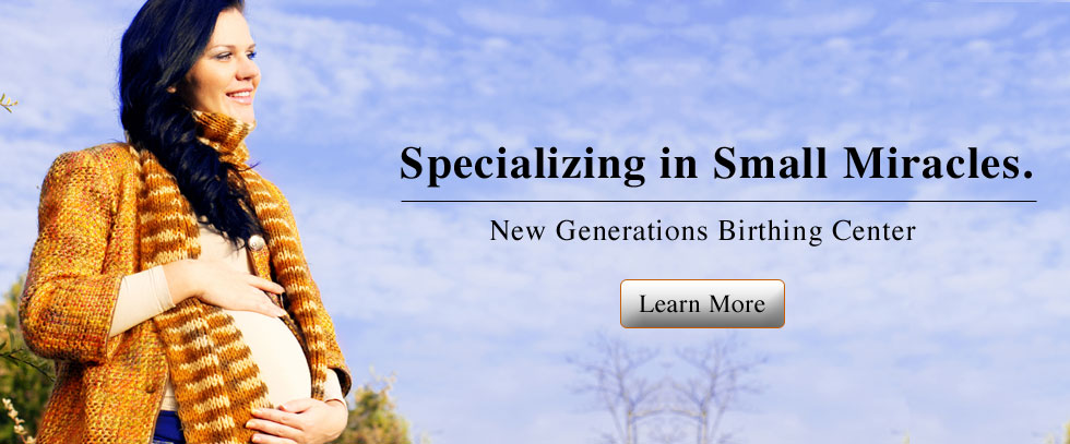 Specializing in small miracles. 