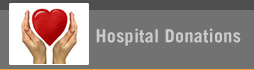 Pecos County Memorial Hospital Donations Page