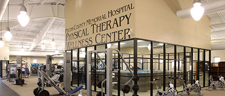 Pecos County Memorial Hospital Physical Therapy Department