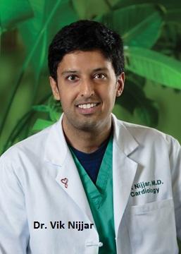 Dr. Vik Nijjar, Cardiologist