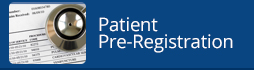 Patient Pre-Registration