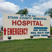 STARR COUNTY MEMORIAL HOSPITAL RIO GRANDE CITY TX