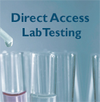 Direct Access Laboratory Testing