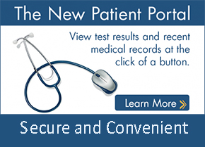 your health history online with Curry Health Network's secure Patient Portal