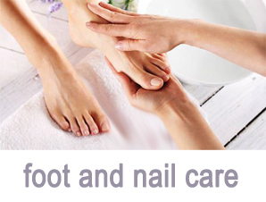 Foot and Nail care