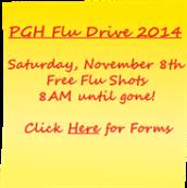 PGH Flu Drive 2014