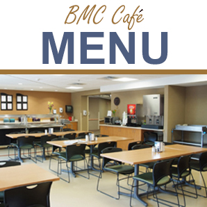 BMC Cafe Menu