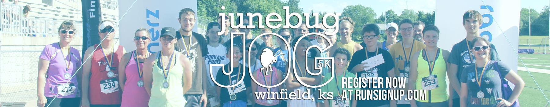 Junebug Jog Register Now