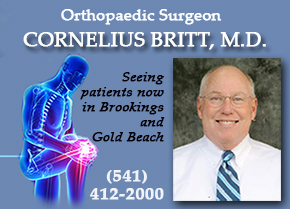 Dr. Cornelius Britt, Orthopaedic Surgeon