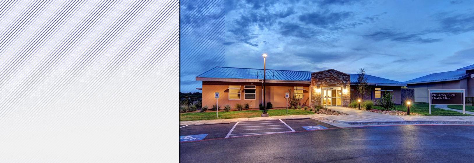 McCamey County Hospital Rural Health Clinic