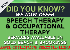 Speech & Occupational Therapy at Curry Health Network
