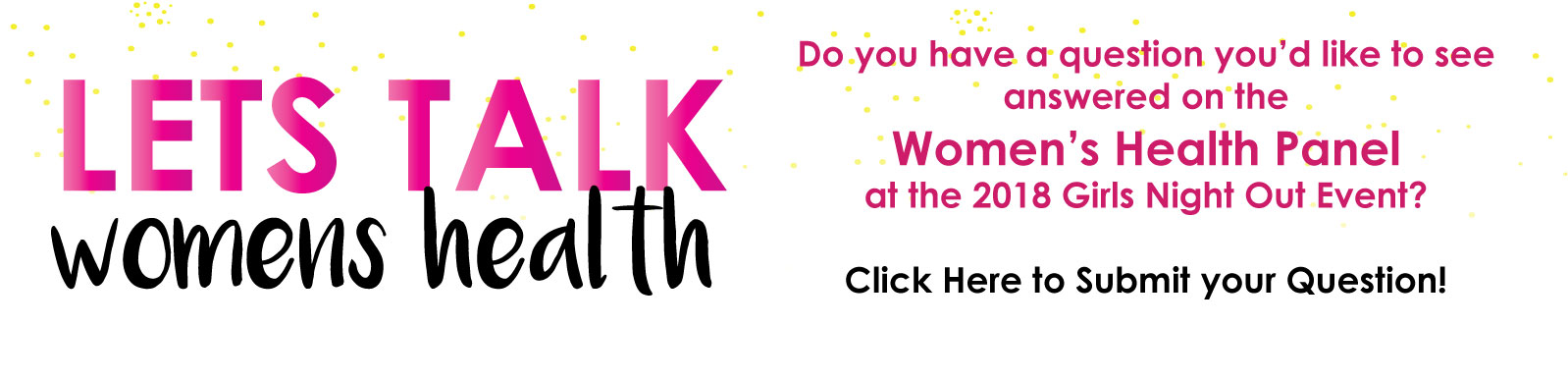 Women's Health Panel Questions