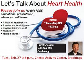 heart health presentation