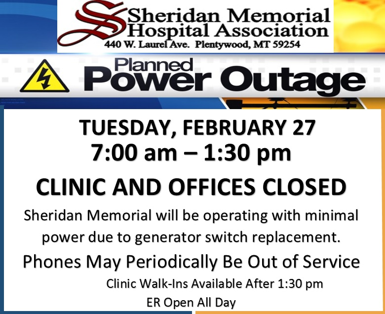 Power Outage 2/27/18