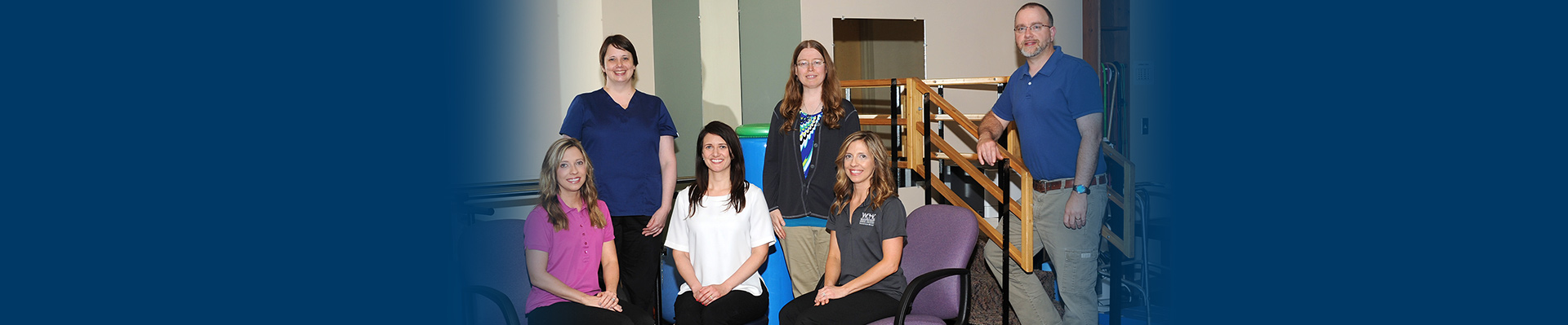 rehab services staff