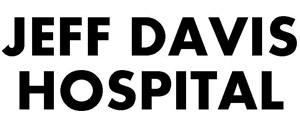 Jeff Davis Hospital.