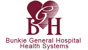 Bunkie General Hospital logo