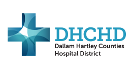 Dallam Hartley Counties Hospital District Logo