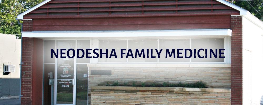 Neodehsa Family Medicine building