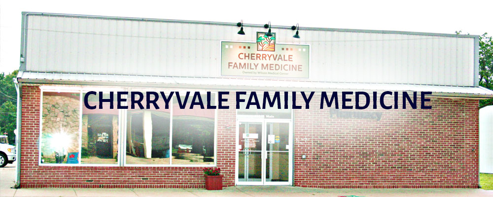 Cherryvale Family Medicine building