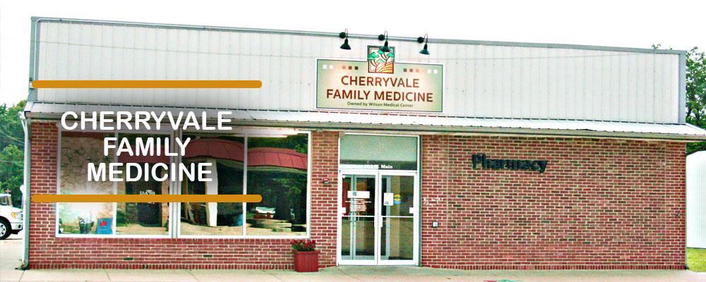 Cherryvale Family Medicine building