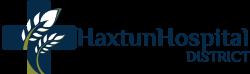 Haxtun Hospital Logo