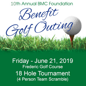 BMC Foundation Benefit Golf Outing, June 21, Frederic Golf Course. Contact Liz Myers for more information at 715-463-7207.