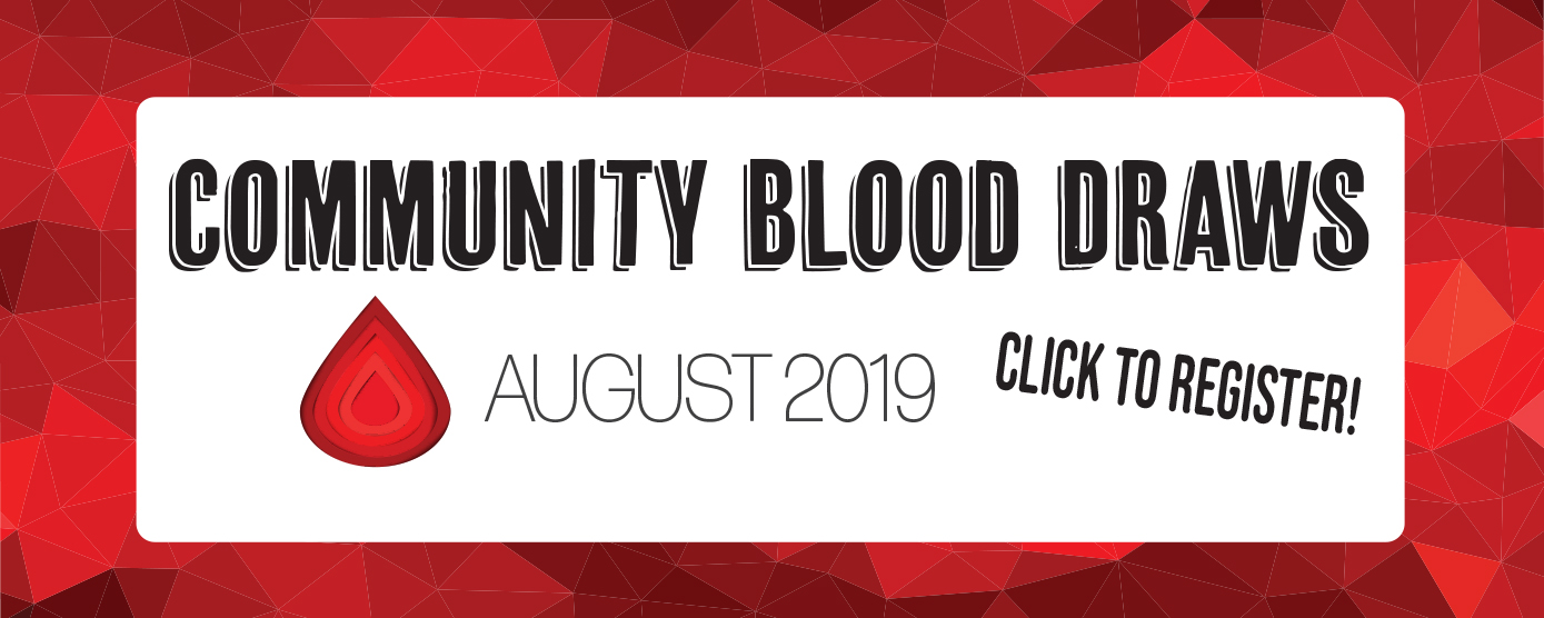 Registration for Blood Draws