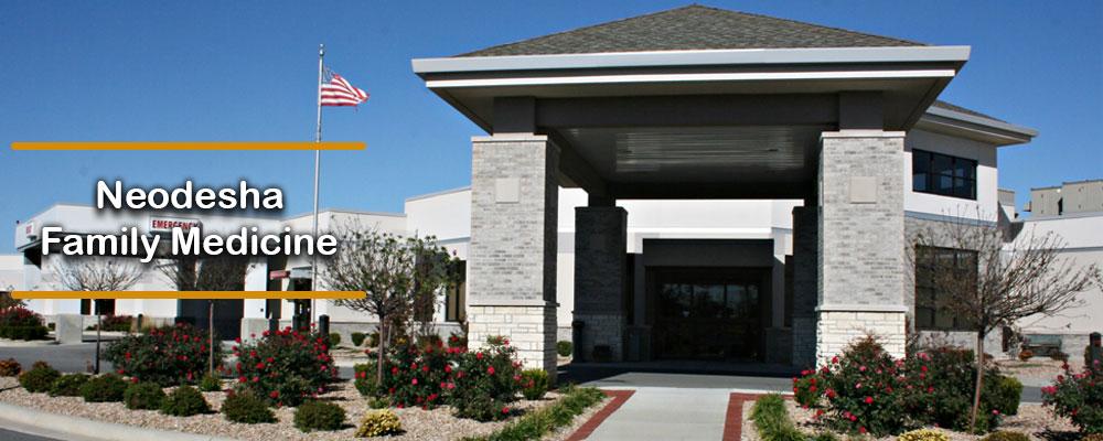 Neodesha Family Medicine Building
