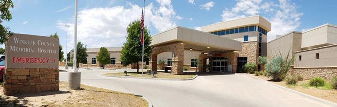 Winkler County Memorial Hospital