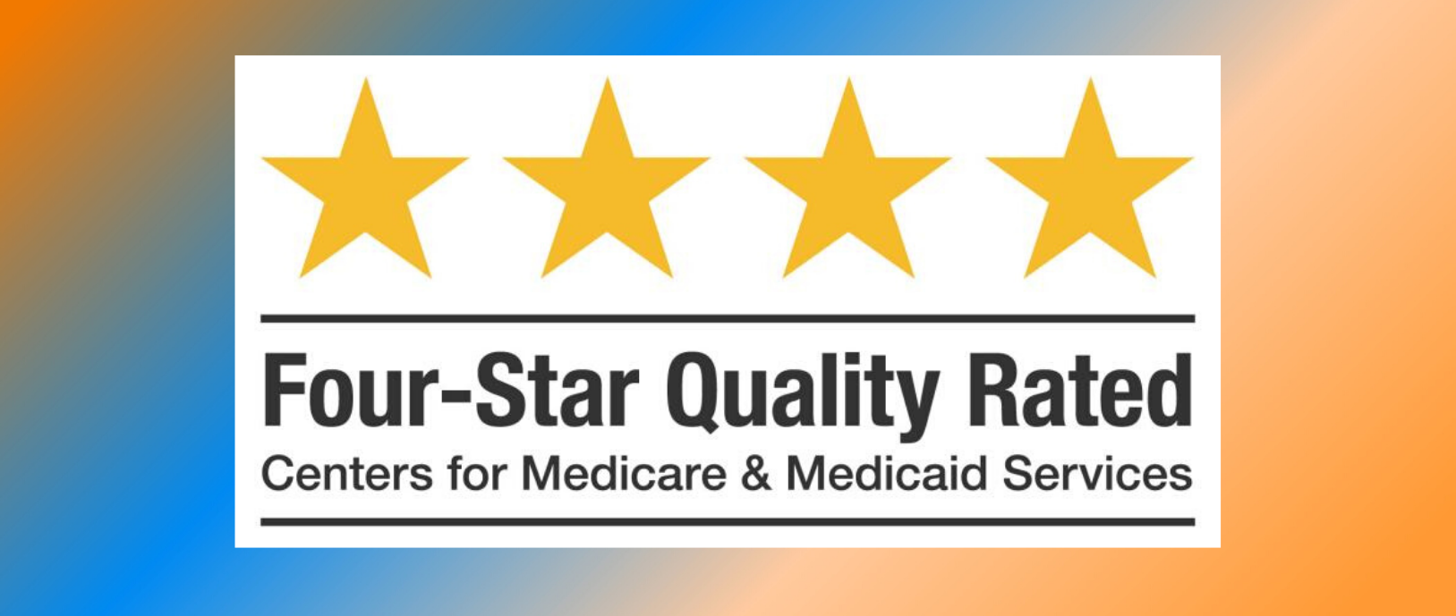 4 star CMS Rating