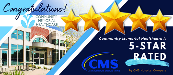 CMH receives 5-star ranking