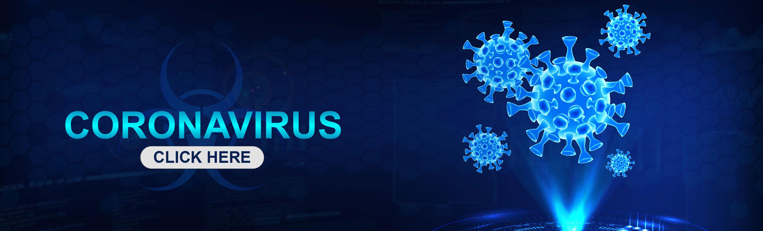 Coronavirus Click here