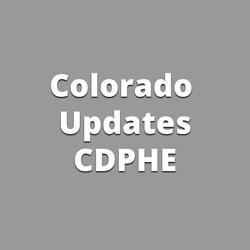 Colorado Department of Public Health and Information