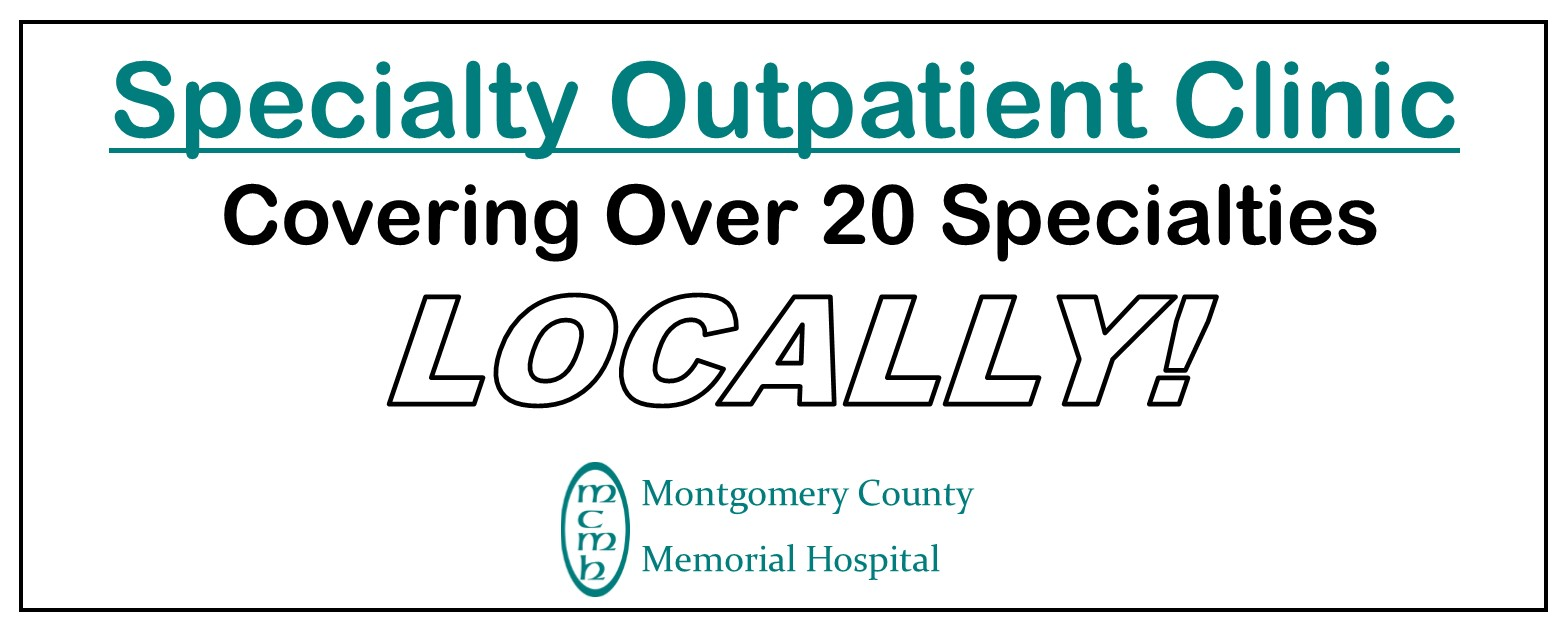 Specialty Outpatient Clinic