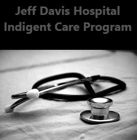 Jeff Davis Hospital Indigent Care Program