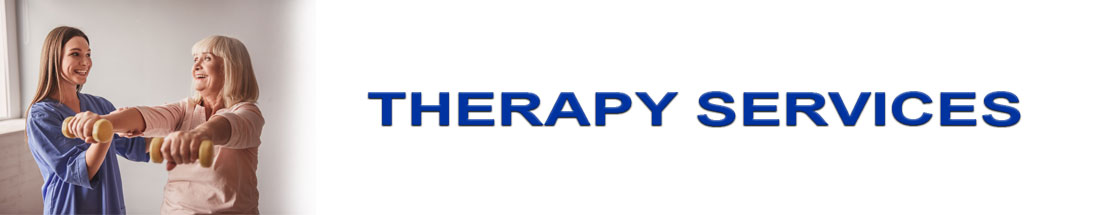 Therapy Services