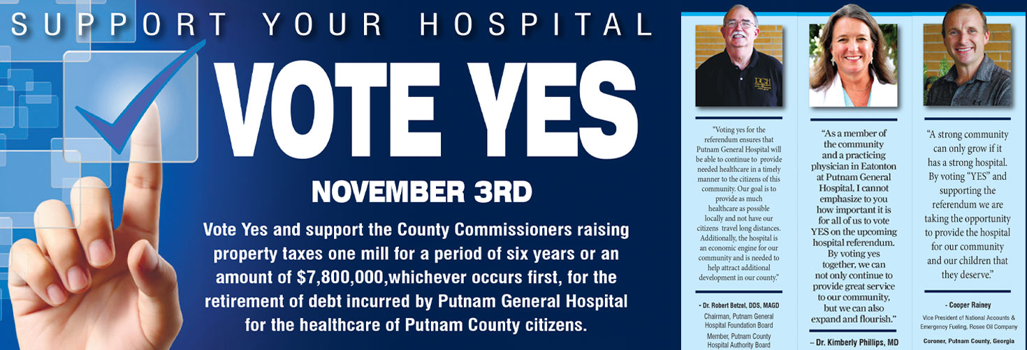 SUPPORT YOUR HOSPITAL