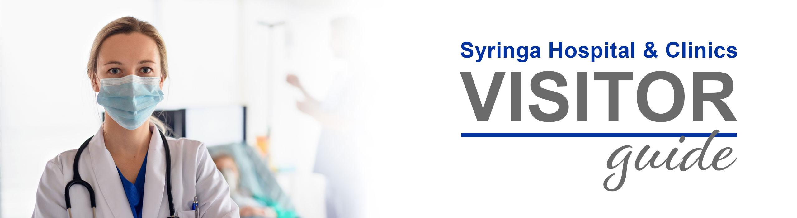 Syringa Hospital & Clinics Visitor Guide