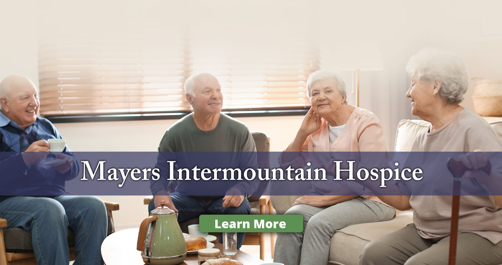 Mayers Intermountain Hospice  Click here for more info
