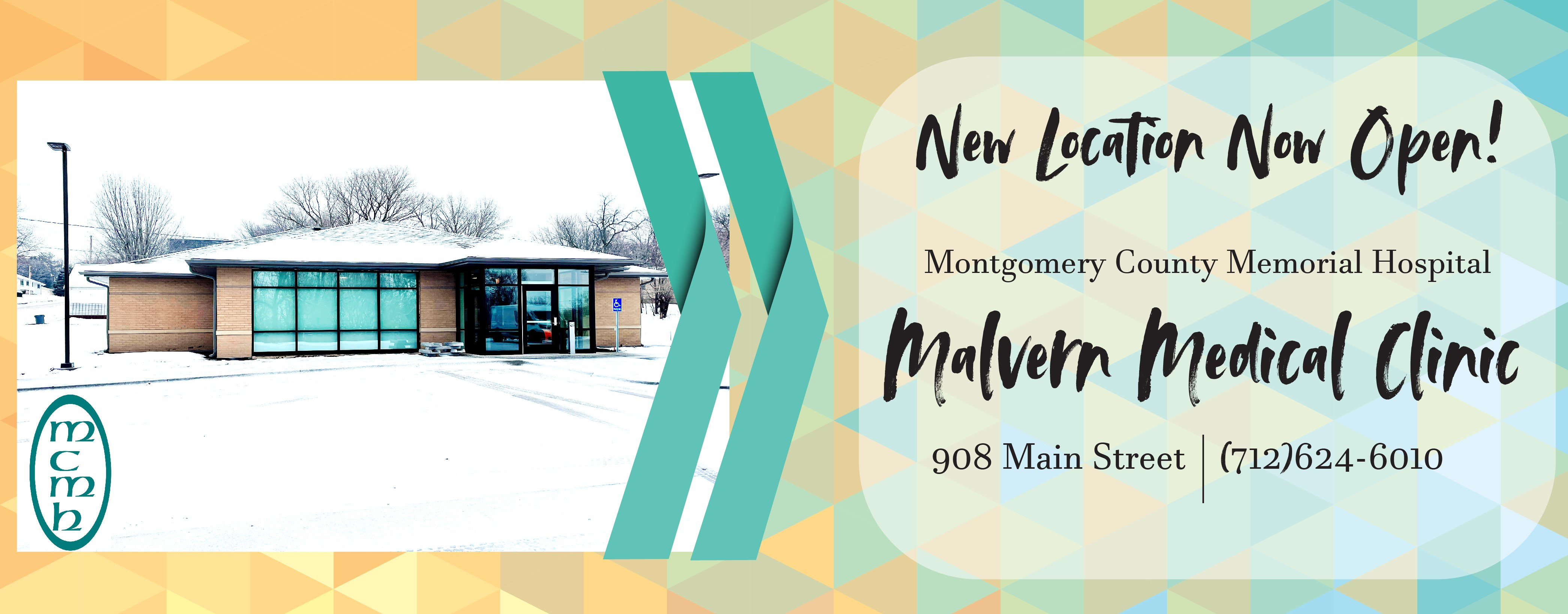 New Malvern Medical Clinic location Now Open!