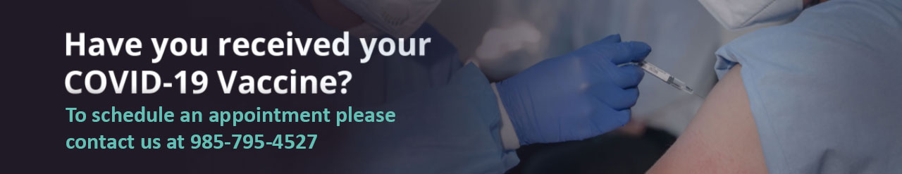 Have you received your COVID-19 vaccine?  Click Here to register