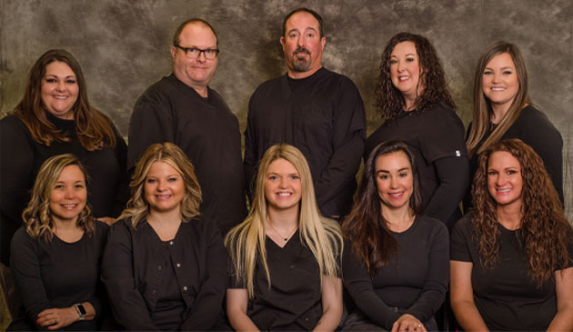 This is a picture of Drumright Staff