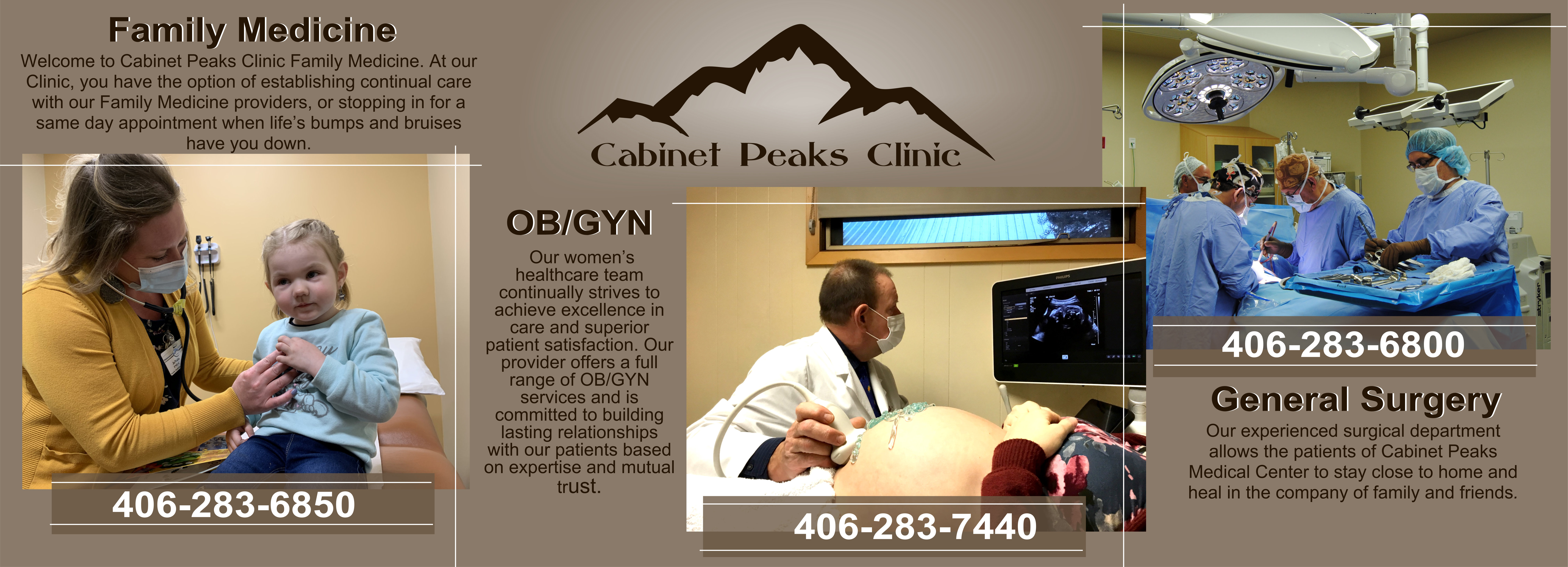 Picture of The Cabinet Peaks Medical Center
