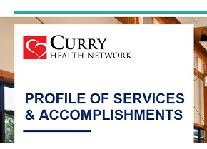 Learn about Curry Health Network's Profile of Services and get the facts about our accomplishments!